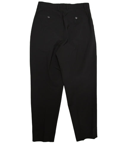 SECOND LAYER - PLEATED TAPPERED TROUSER - COMMON  - 2