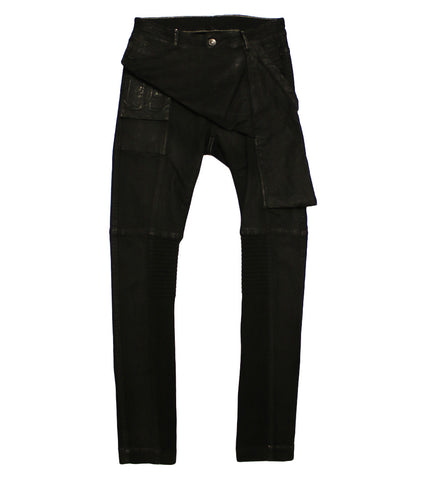 RICK OWENS DRKSHDW - MEMPHIS DENIM - COMMON  - 1