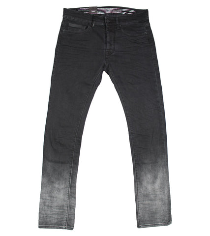 marcelo burlon county of milan - slim fit denim degrade - COMMON  - 1