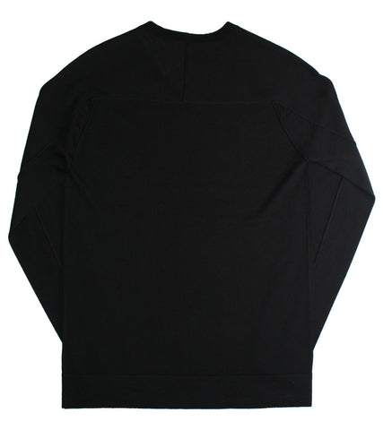 HELMUT LANG - FINE WOOL CREWNECK - COMMON  - 2