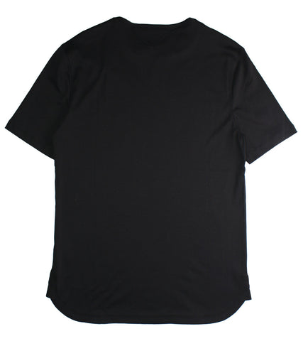 HELMUT LANG - BRUSHED JERSEY TEE - COMMON  - 2
