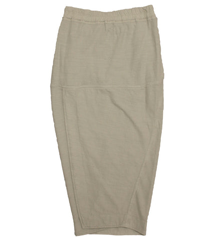 RICK OWENS DRKSHDW - PILLAR SKIRT - COMMON  - 2