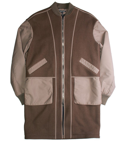 HELMUT LANG - OVERSIZED BOMBER - COMMON  - 1