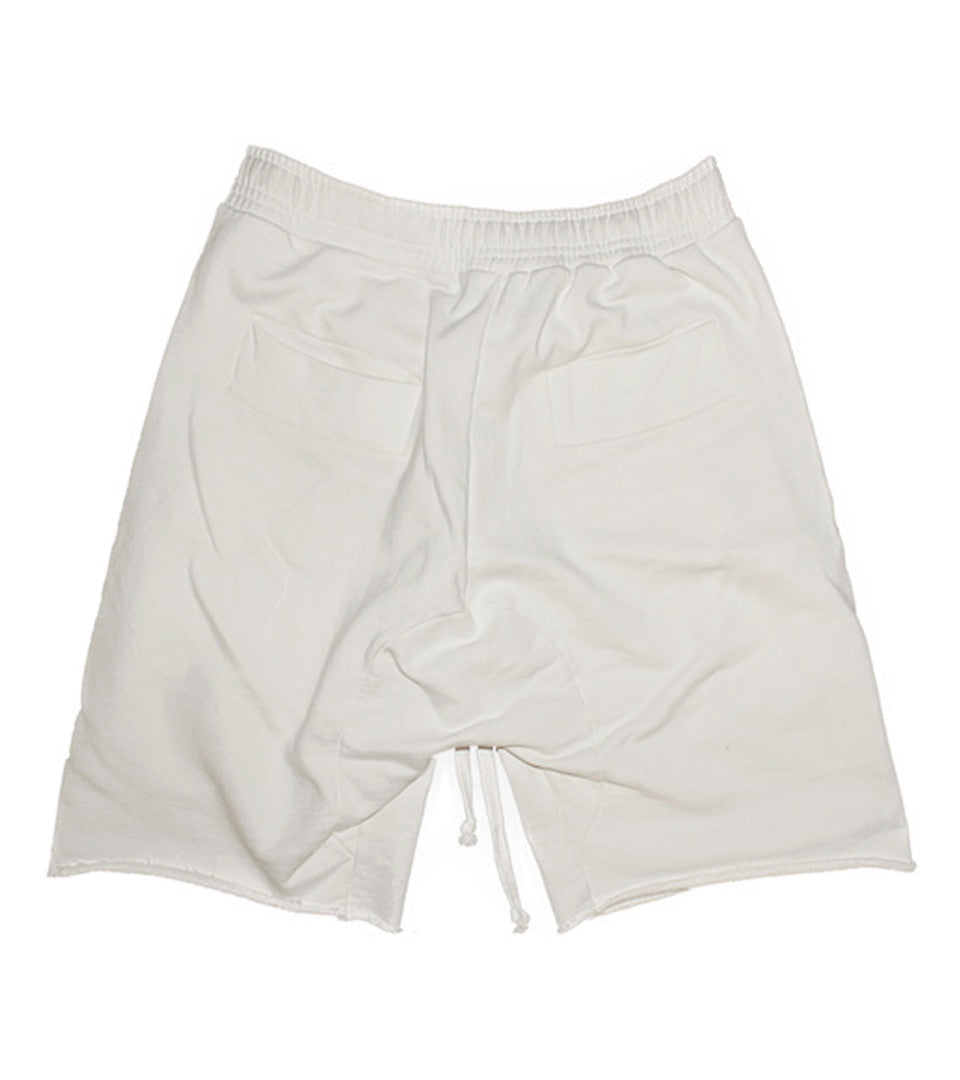 Askyurself - Raw Fleece Shorts - COMMON  - 2