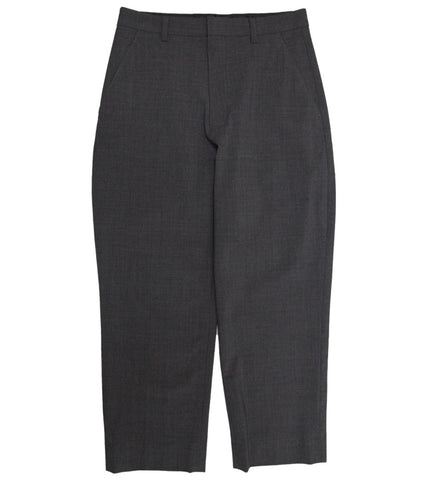 SECOND LAYER - RELAXED CROPPED TROUSER - COMMON  - 1
