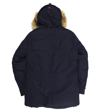 STONE ISLAND - MICRO REPS FUR  DOWN JACKET - COMMON  - 2