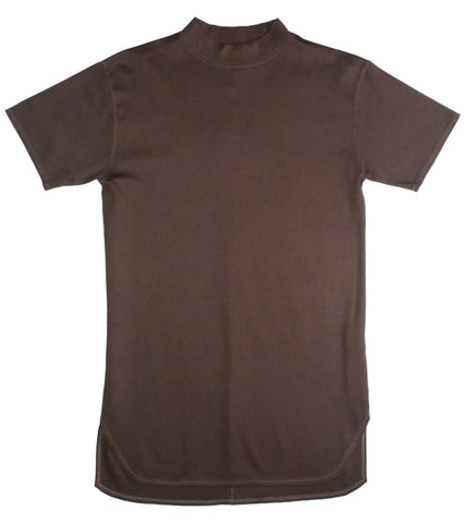 HAND BRUSHED COLOR SHORT SLEEVE T-SHIRT