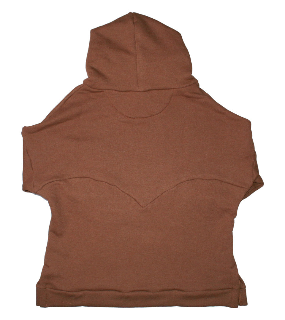 CXX - OVERSIZED HOODY - COMMON  - 2