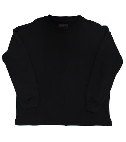 SECOND LAYER - MOCKNECK LONG SLEEVE