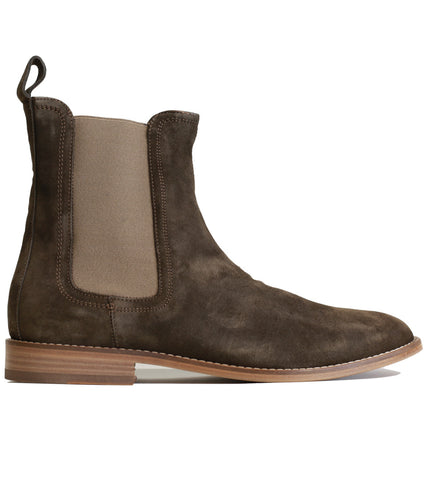 REPRESENT - CHELSEA BOOT BURNT OLIVE - COMMON