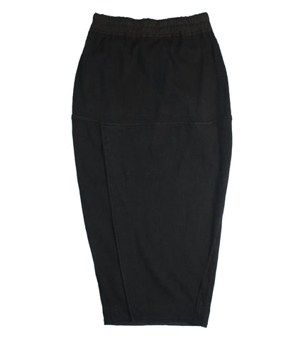 RICK OWENS DRKSHDW - SOFT SHORT PILLAR SKIRT - COMMON  - 2