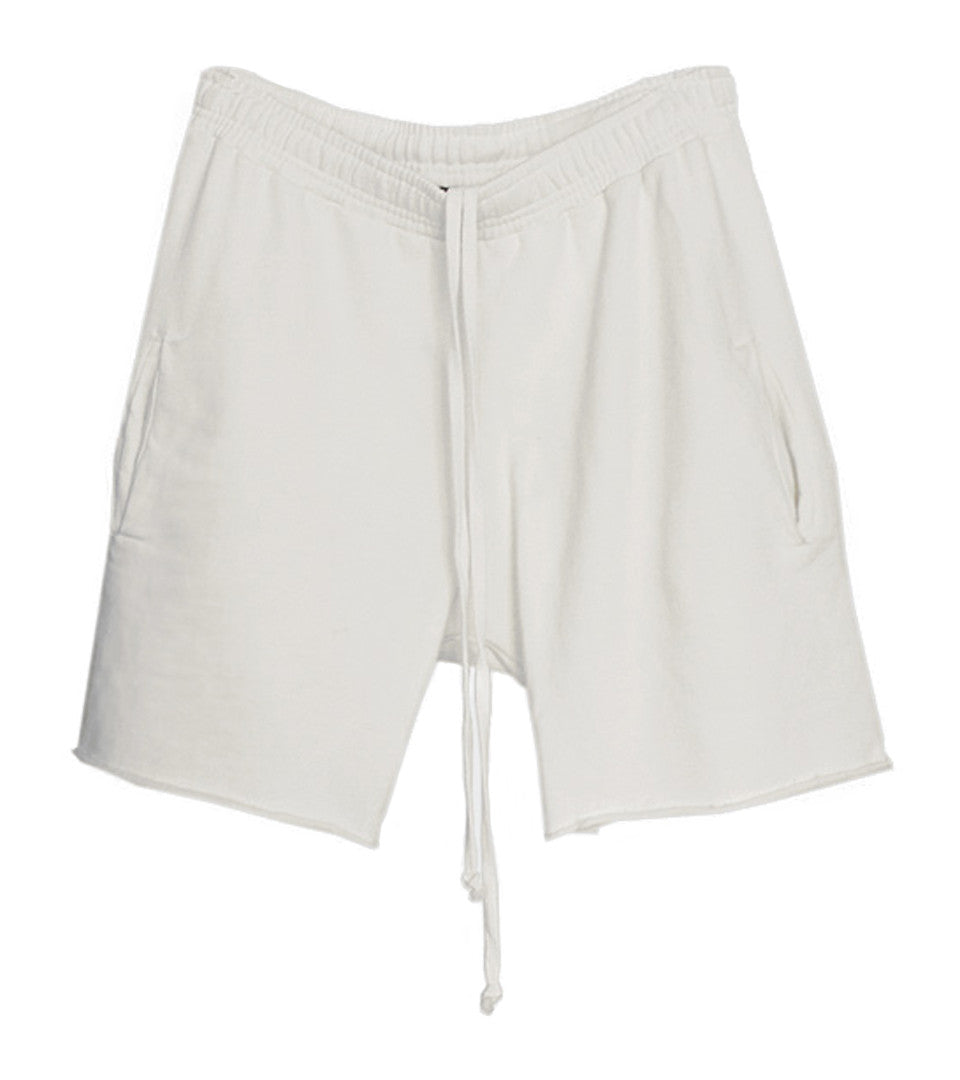 Askyurself - Raw Fleece Shorts - COMMON  - 1