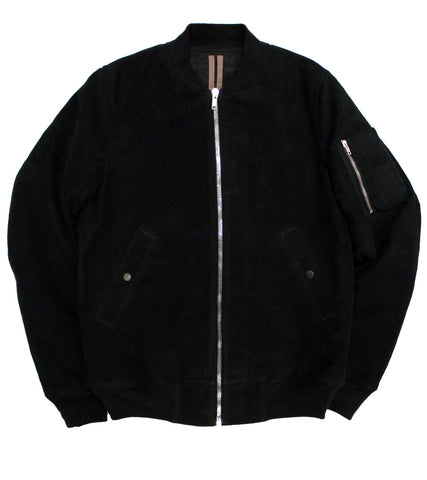 RICK OWENS DRKSHDW - FLIGHT JACKET - COMMON  - 1