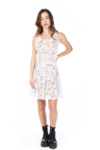 For Love and Lemons- Gianna Apron Dress