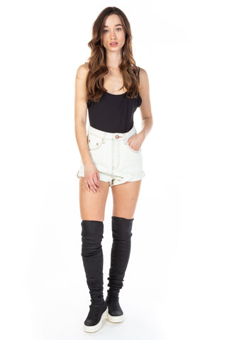BANDITS HIGHWAIST DENIM SHORTS