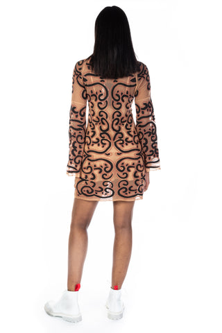 For Love and Lemons - Antonina Mini Dress