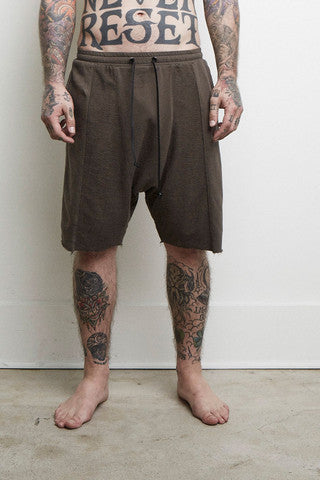 Knomadik - Roaming Shorts III - Army - COMMON