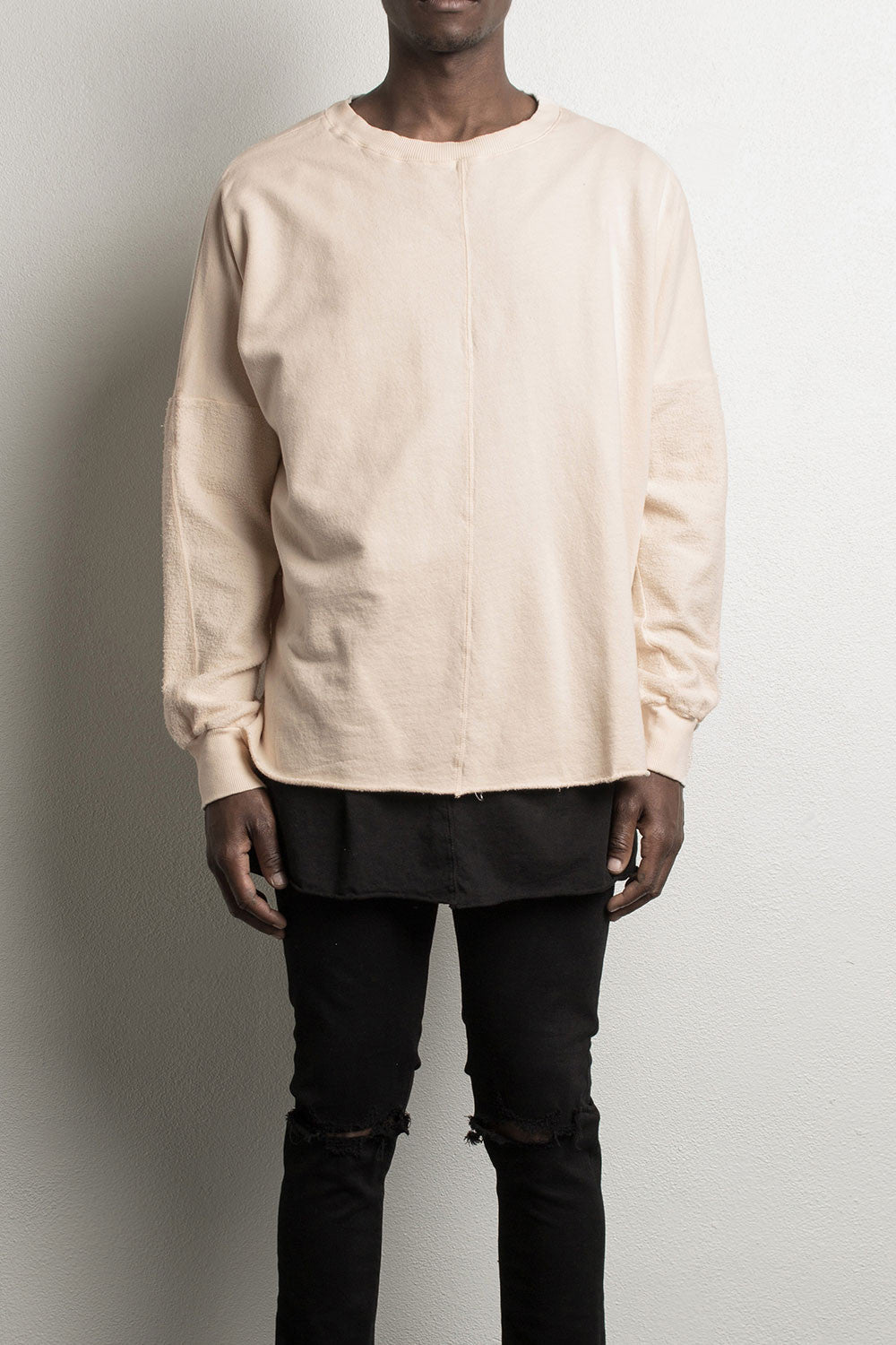 daniel patrick - oversized hero sweat - COMMON  - 1