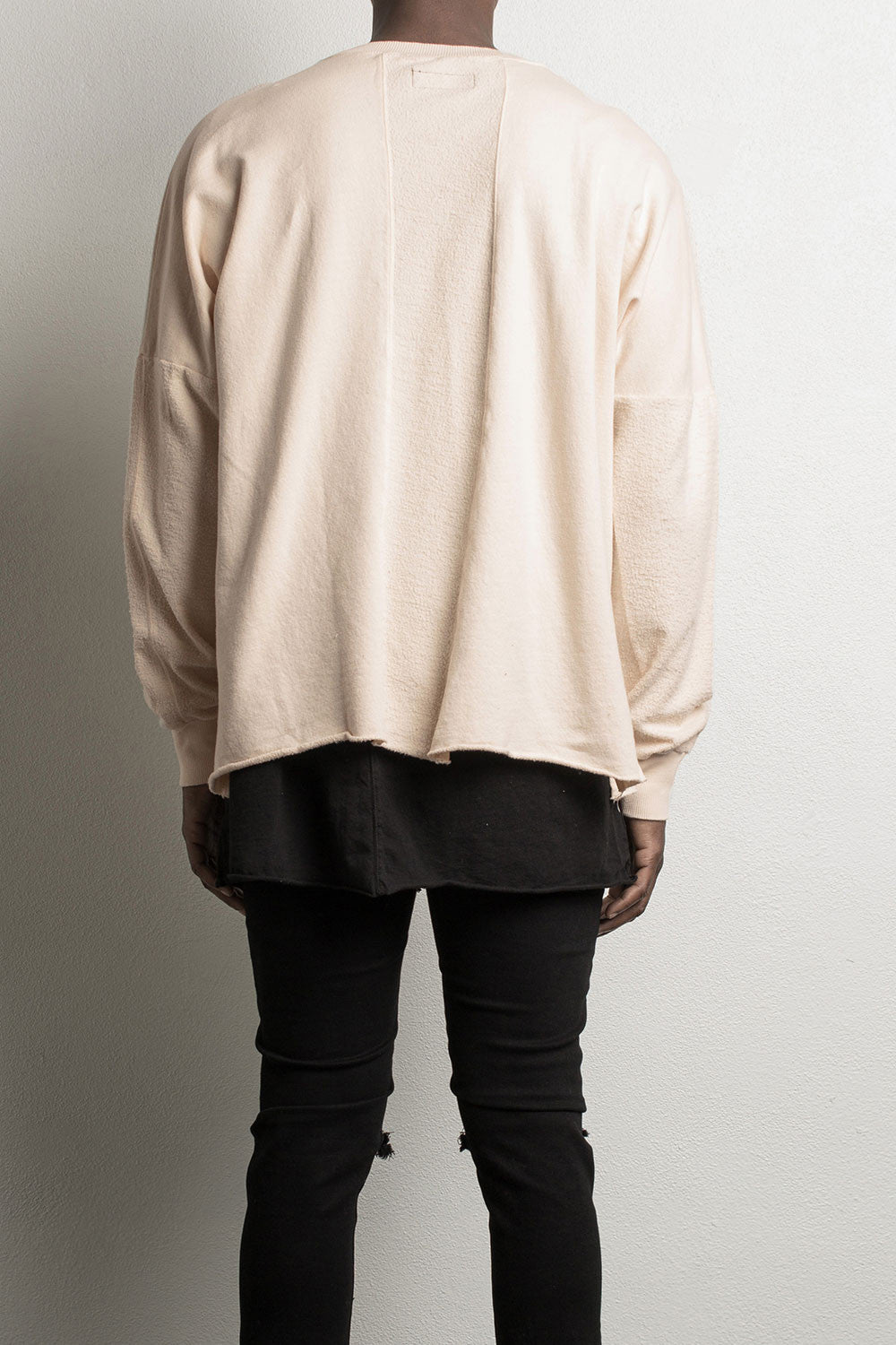 daniel patrick - oversized hero sweat - COMMON  - 2
