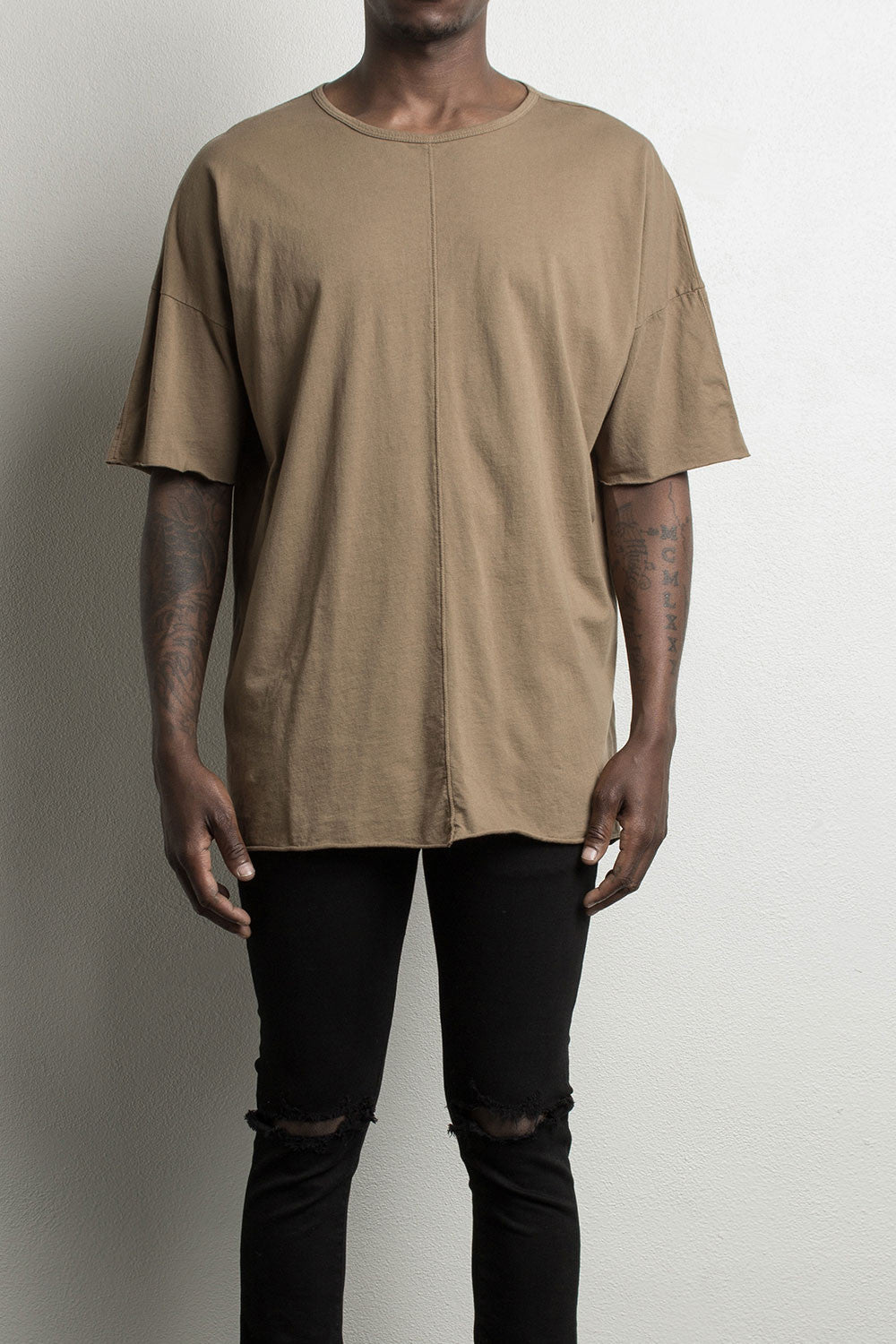 daniel patrick - oversized tee - COMMON  - 1