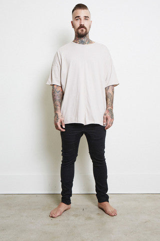 Knomadik - Oversize Tee Rose - COMMON
