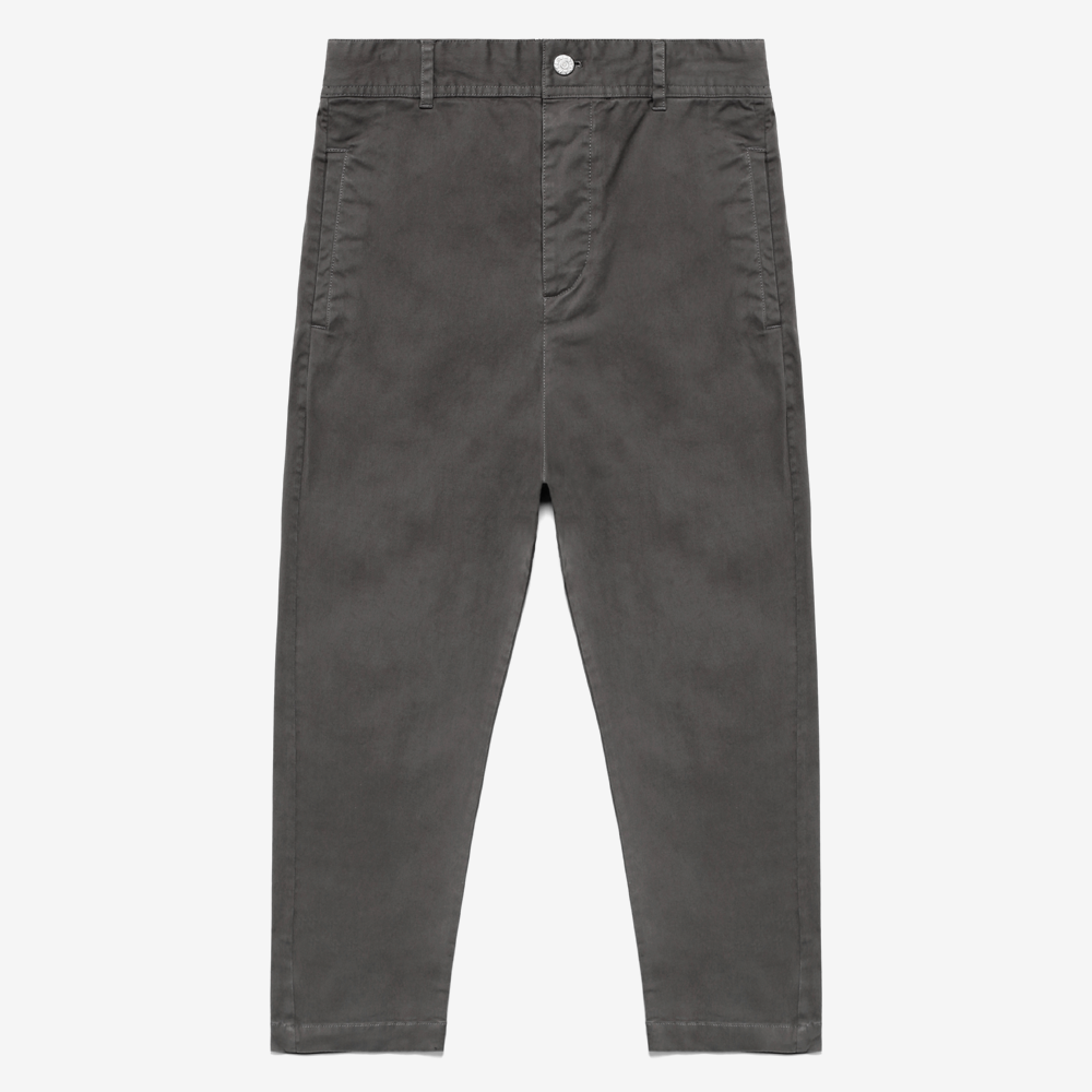 Stampd - cropped chino - COMMON
