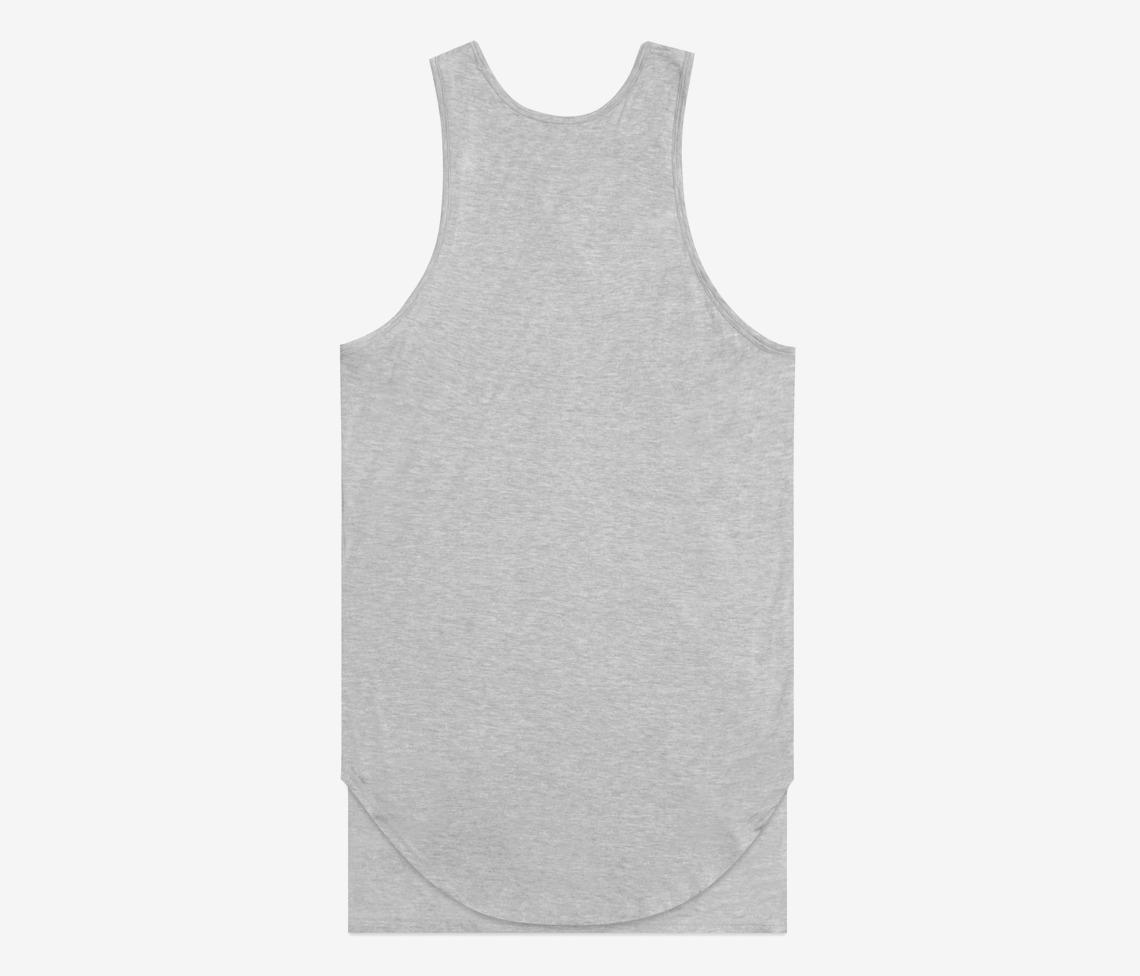 Stampd - Double Layer Muscle Tee Grey - COMMON  - 2