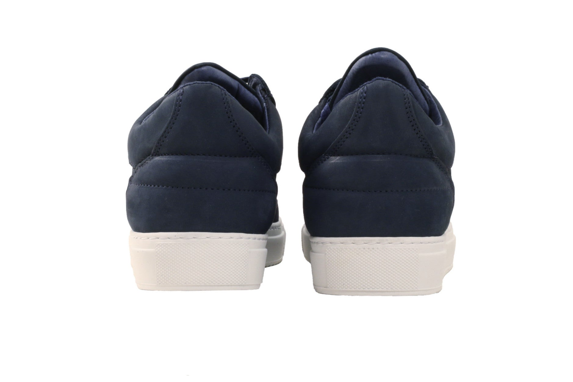 Filling Pieces - Low Top Tone Perforated Navy - COMMON  - 3