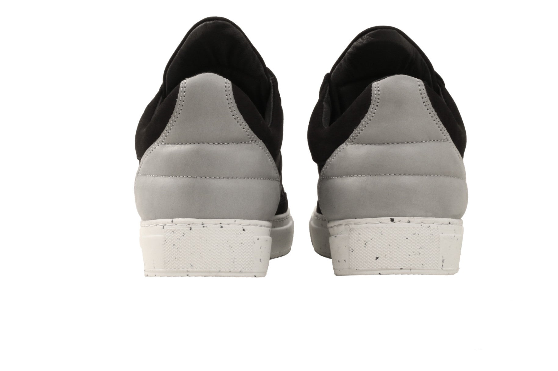Filling Pieces - Low Top Neoprene White/Black - COMMON  - 3