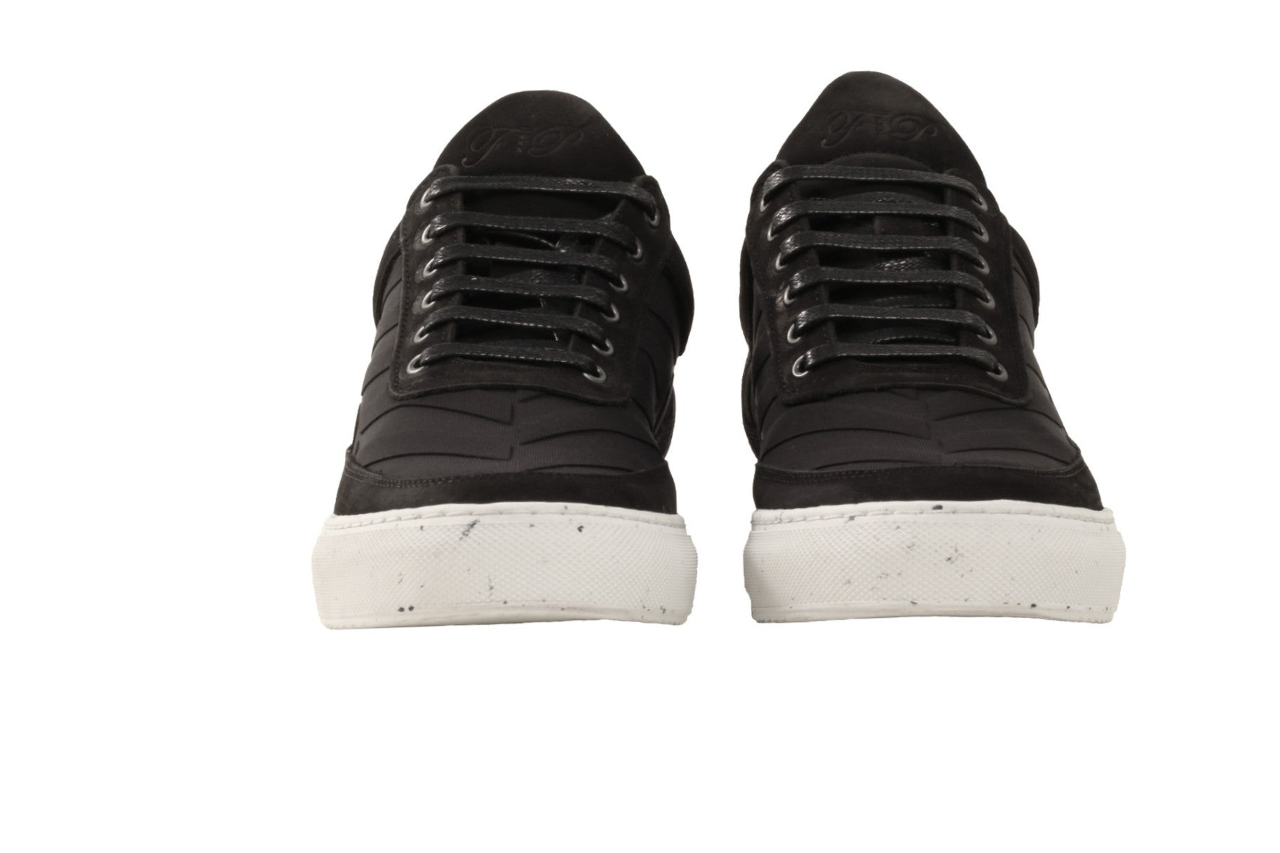 Filling Pieces - Low Top Neoprene White/Black - COMMON  - 2