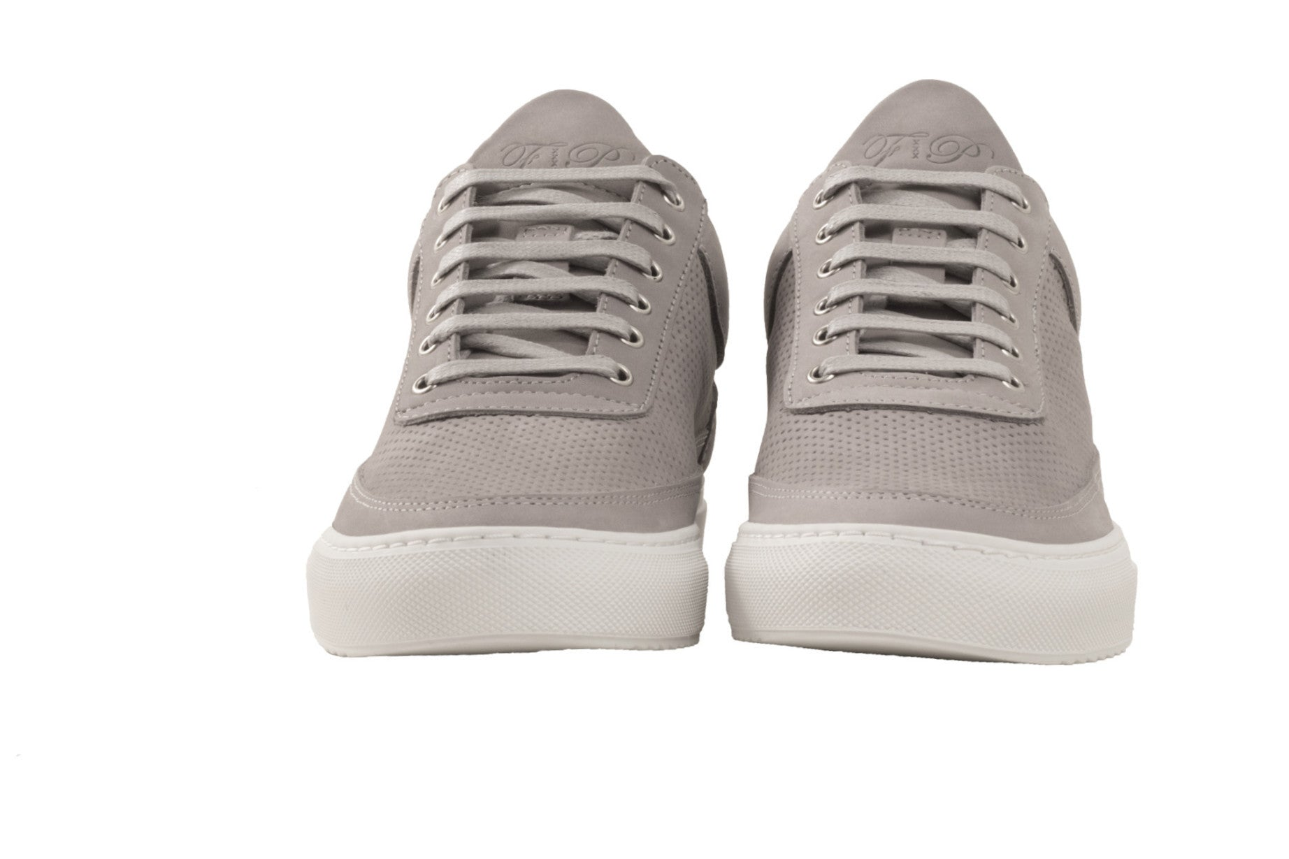 Filling Pieces - Low Top Tone Perforated Grey - COMMON  - 2