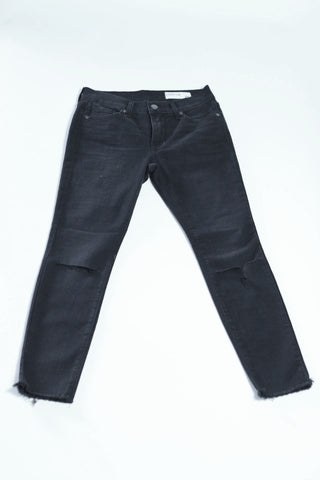 Pistola - Aline High Rise Crop Skinny Redux - COMMON