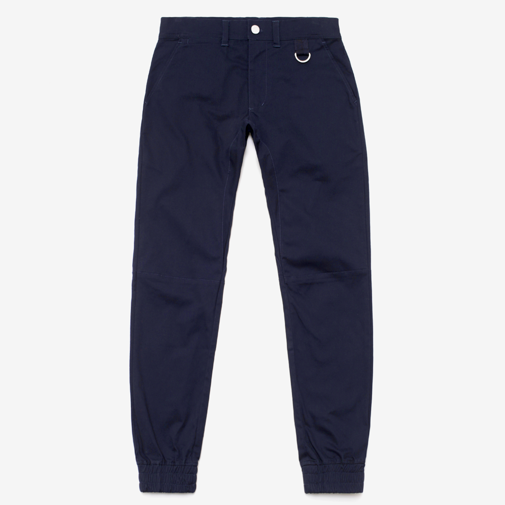 Stampd - Essential Chino Pant Navy - COMMON
