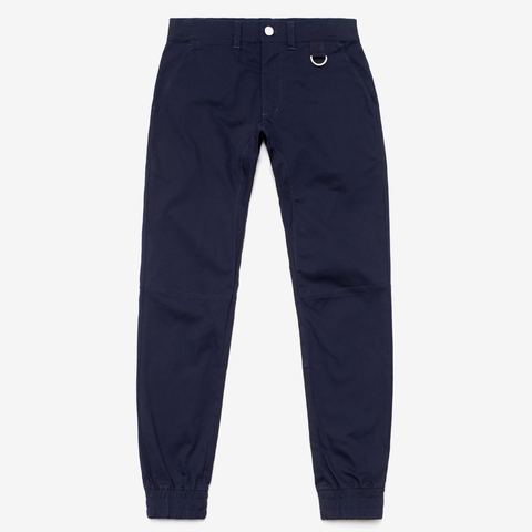 TRACK TROUSER WITH CUTS