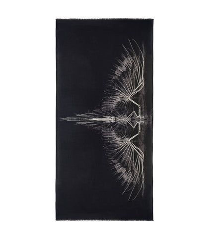 marcelo burlon county of milan - antofalla scarf - COMMON