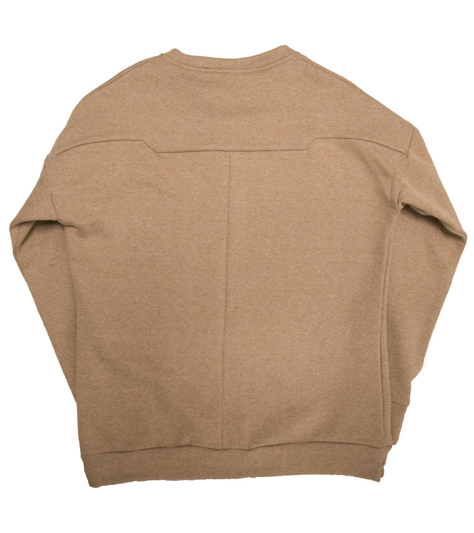 ADYN - DROP SLEEVE SWEATSHIRT - COMMON  - 2