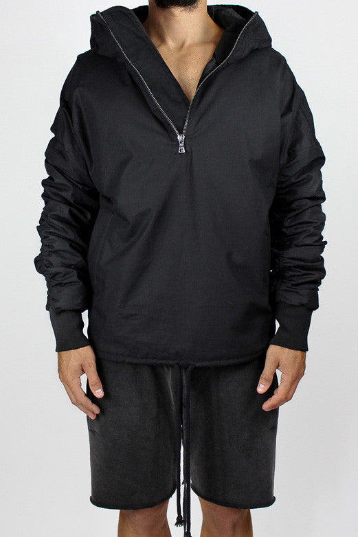 Askyurself - Half Zip Pull Up Bomber - COMMON  - 2