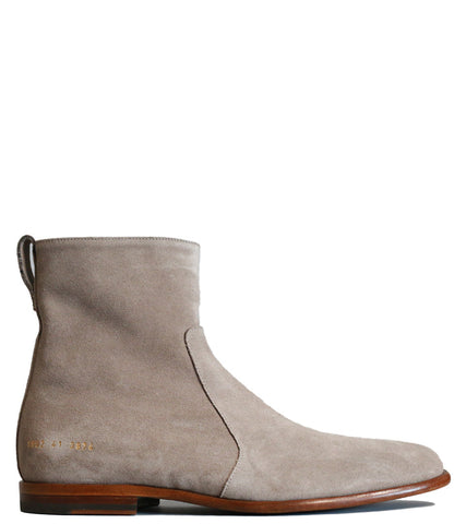ROBERT GELLER - COMMON PROJECTS SUEDE BOOTS - COMMON  - 1