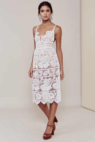 For Love and Lemons- Gianna Dress - COMMON