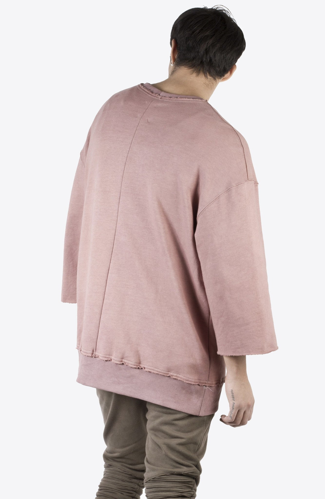 Nide De Guepes - Kimono Sweater Pink - COMMON  - 3