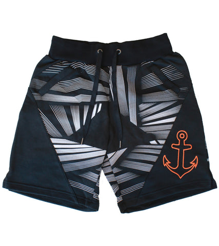 patrick mohr - happy sweatshorts - COMMON  - 1