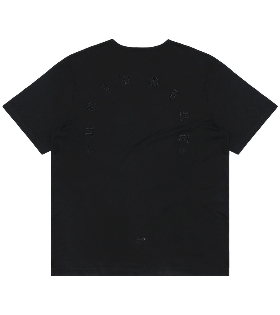 STAMPD - DISTRESSED VOIR TEE