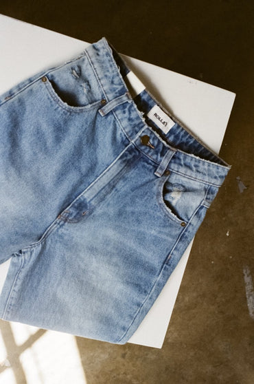 ROLLA'S Dusters Jeans – 90's Blue - THENINETYNINE