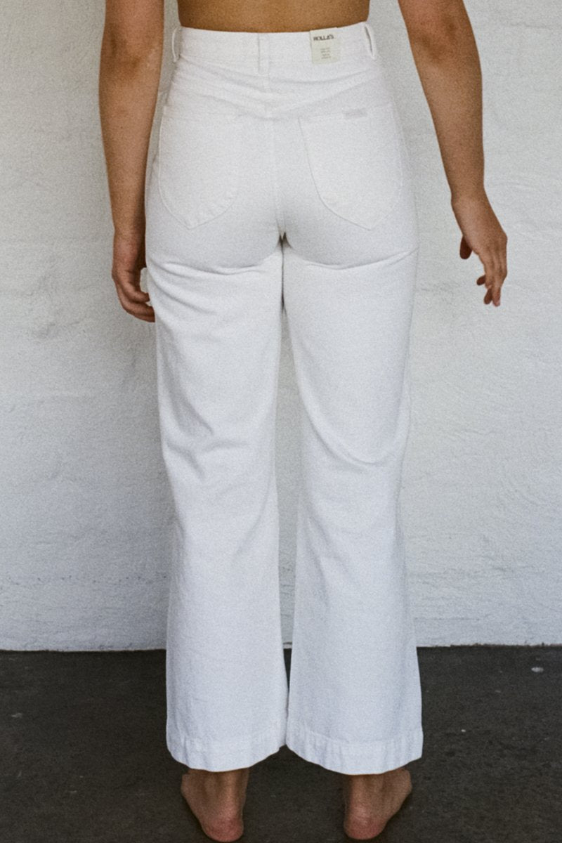 ROLLA'S Old Mate Jeans – Vintage White - THENINETYNINE
