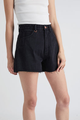 NEUW 'Ryder' Denim Shorts – Zero Shadow - THENINETYNINE