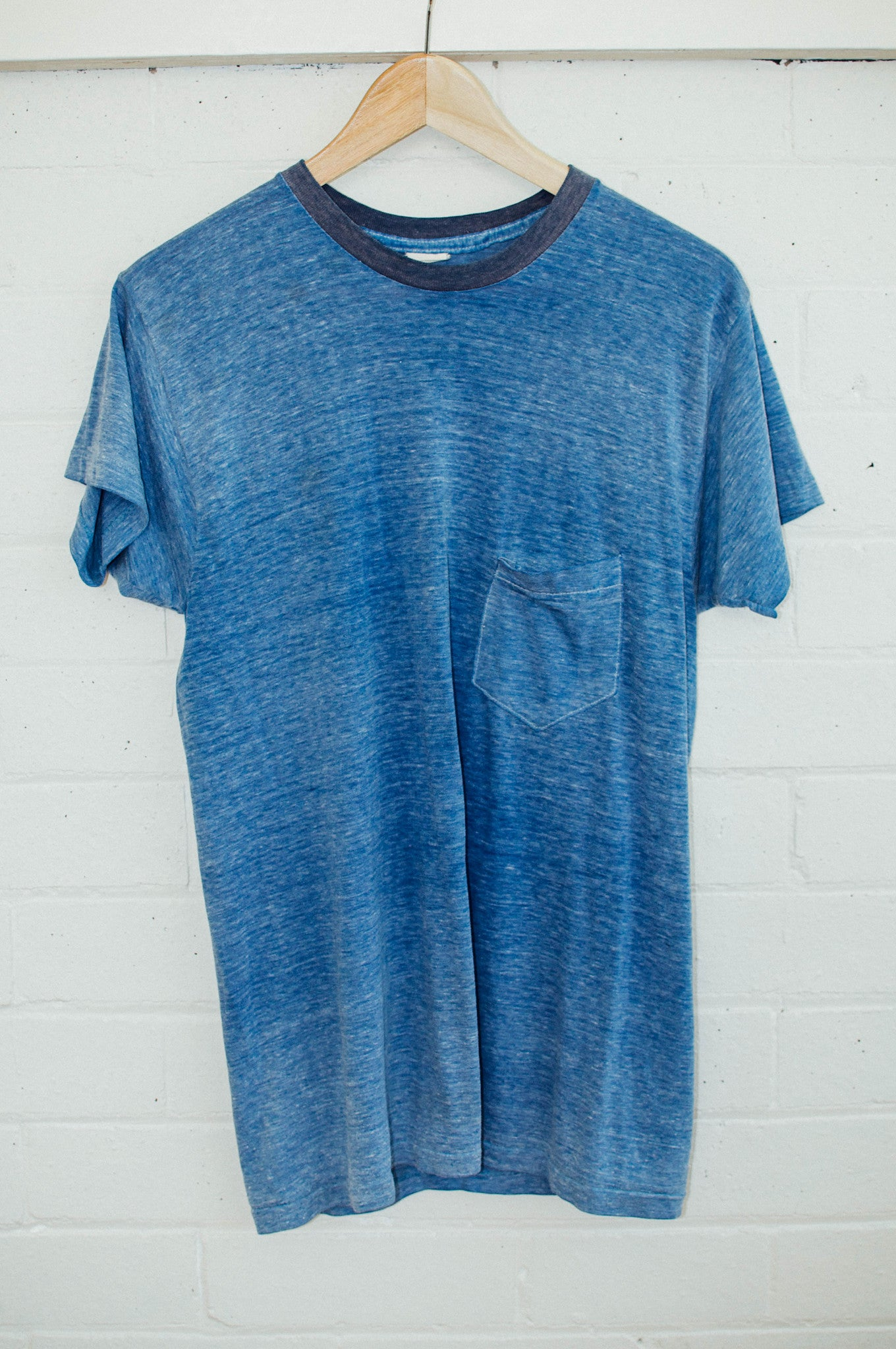Vintage 'Paper Thin' Pocket Tee - THE NINETY NINE - 1