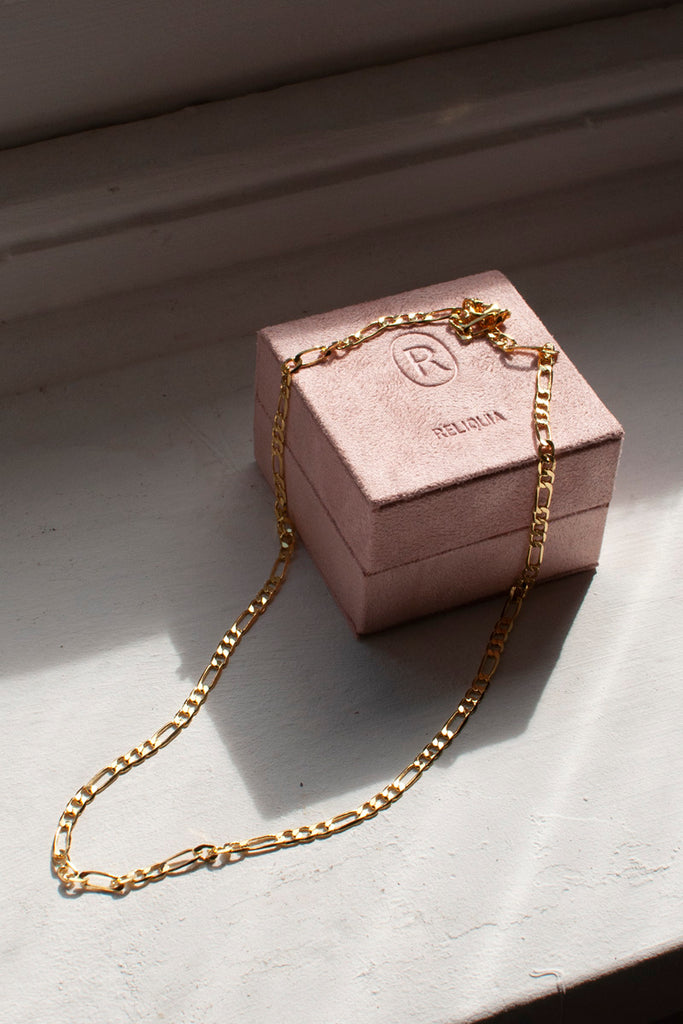 Reliquia Boyfriend Chain – 18ct Gold Filled | THENINETYNINE Online Store