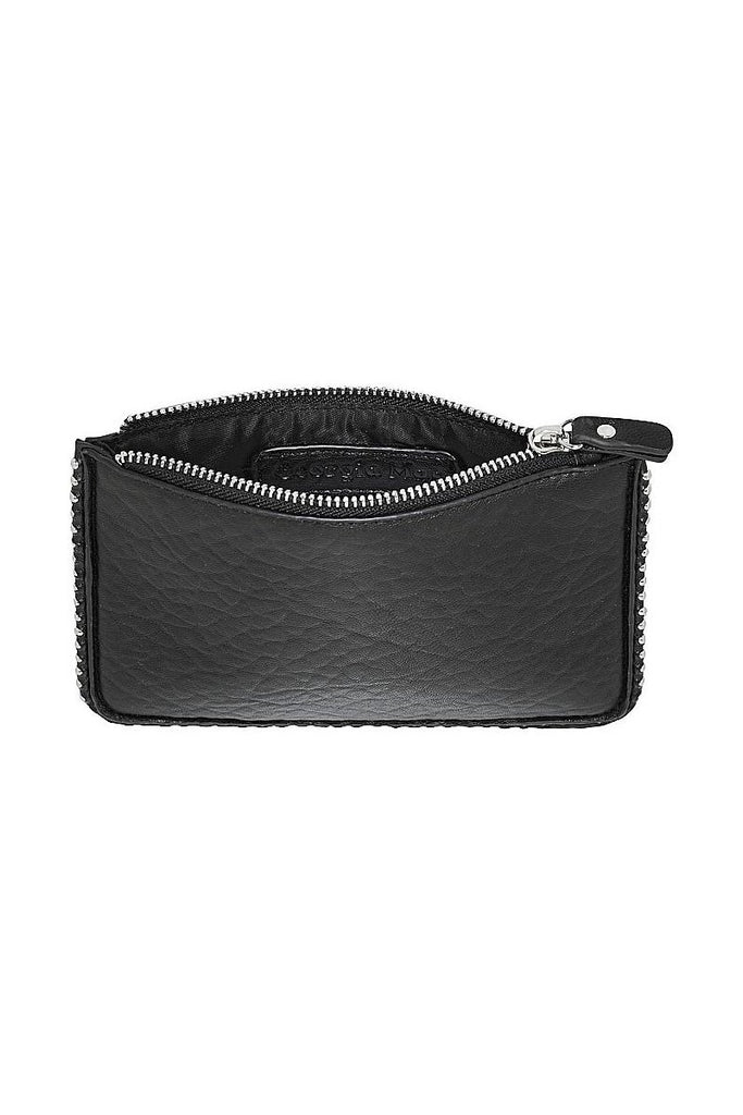 Georgia Mae 'The Aries' Clutch in Pebble | THENINETYNINE Online Store