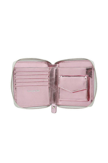 Georgia Mae 'The Gidget' Wallet in Pink - THENINETYNINE