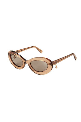 POMS 'Giro' Sunglasses – Brown - THENINETYNINE